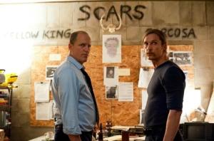 Woody Harrelson y Matthew McConaughey son los protagonistas de 'True detective'.