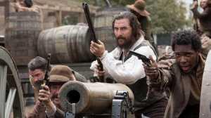 Matthew McConaughey protagoniza 'Los hombres libres de Jones', de Gary Ross.