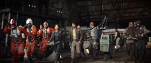 Los rebeldes tendrán que robar los planos de la Estrella de la Muerte en 'Rogue One: Una historia de Star Wars'